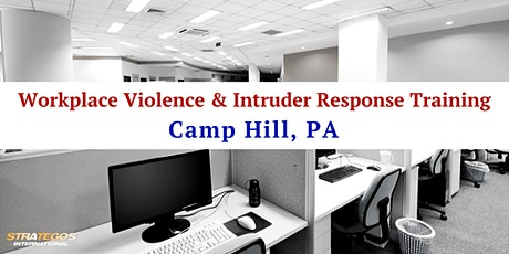 Workplace Violence & Active Shooter and Intruder Response for Employees - Camp Hill, PA tickets