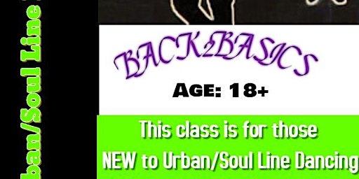 Beginner Urban/Soul Line Dancing w/MzGoods