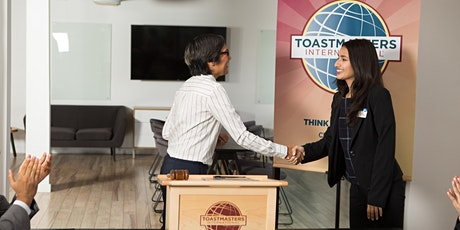 """Online Meetings are happening on Zoom """"Literally Speaking"""" Toastmasters. Communication. Competence. Leadership. tickets"""