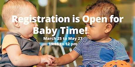 Baby Time! Mommy & Me Class tickets