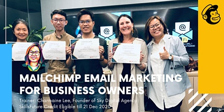 MailChimp Email Marketing for Business Owners tickets