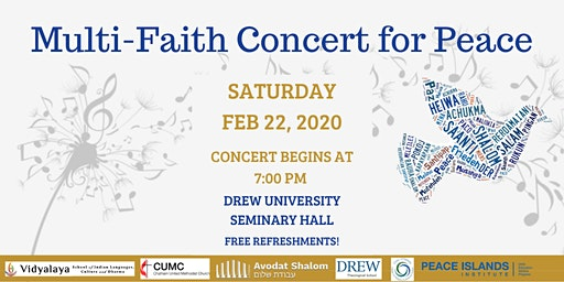 Multi-Faith Concert for Peace