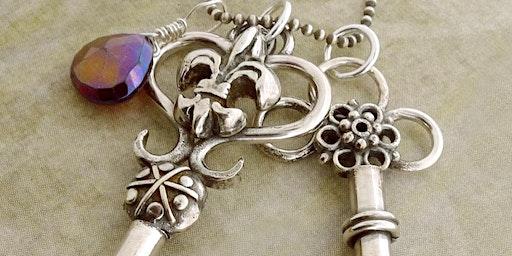 Keys to Success - Metalwork with Kieu Pham Gray