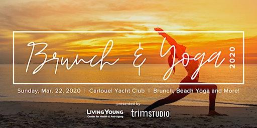 Brunch & Yoga 2020