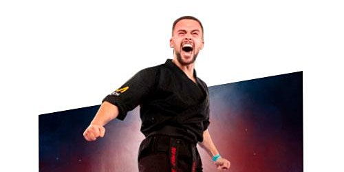 World Champion Reid Presley Advanced Training Karate Workshop
