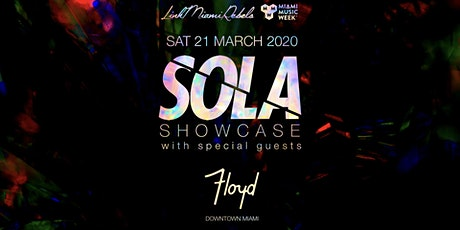 SOLA Showcase - MMW 2020 tickets