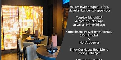 Magellan Rewards Happy Hour tickets