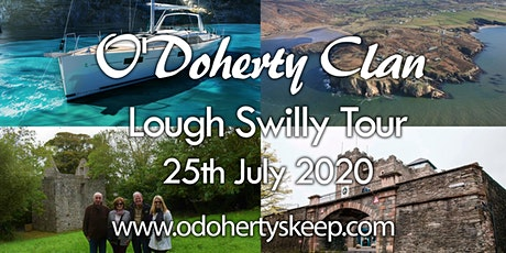 O'Doherty Clan Lough Swilly Tour tickets
