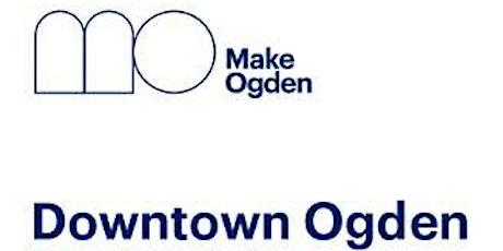 Downtown Ogden Master Plan Engagement Workshop tickets