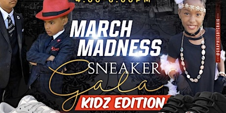 Kids Sneaker Gala tickets