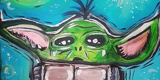 Painting & Pints: Baby Yoda