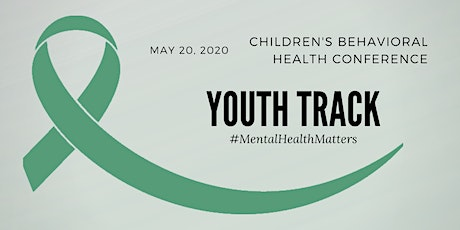 Children's Behavioral Health Conference Youth Track tickets