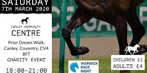 Warwick Race Night