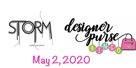 Storm's Annual Designer Purse Bingo tickets