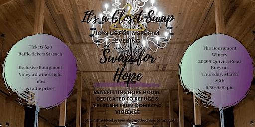 Swap For Hope benefitting Hope House
