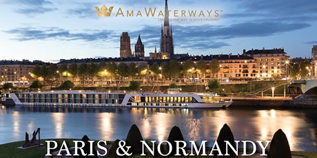 Paris and Normandy River Cruise Event tickets