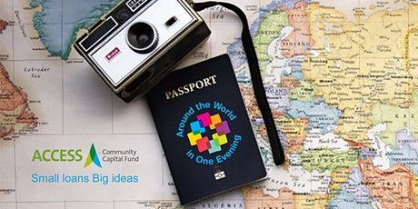 Around the World in One Evening tickets