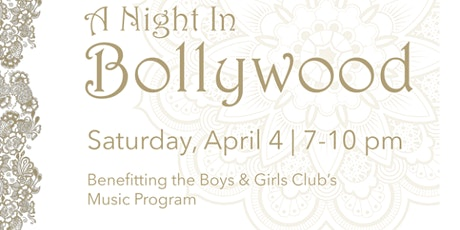Bollywood Themed Fundraiser tickets