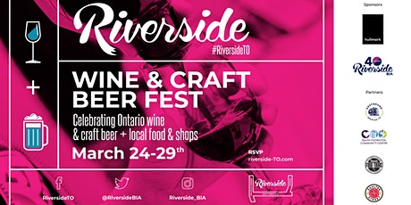 Riverside Wine & Craft Beer Fest tickets
