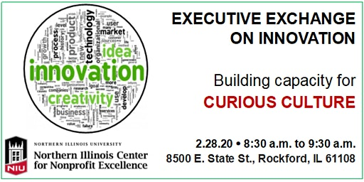 Executive Exchange on Innovation: Curious Culture