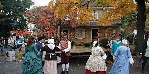 Bristol Stomp! (Bristol PA to Trenton NJ historic walk and tour)