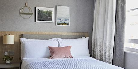 lululemon x Inhabit Hotels: Sleep Talk + Yoga Nidra tickets