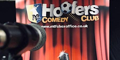 Hoofers Comedy Club March 6th - Headline Act The Amazing Geoff Boyz tickets
