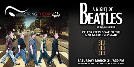 A Night Of The Beatles - Songs & Stories tickets