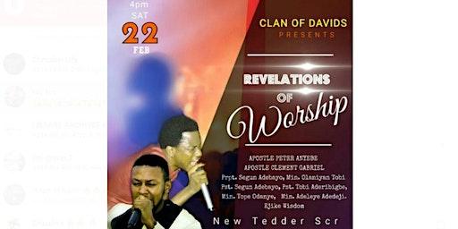REVELATIONS OF WORSHIP