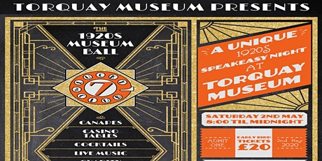 A 1920's Night at the Museum Ball tickets