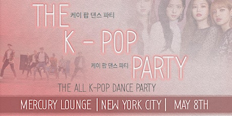 *POSTPONED* The K-Pop Party tickets