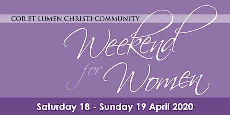 Weekend for Women tickets