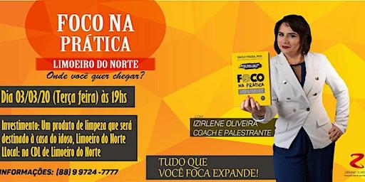 Foco na Prática em Limoeiro do Norte com Izirlene Oliveira