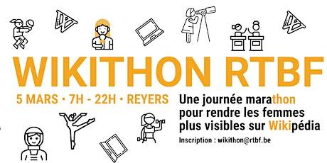 Wikithon RTBF entradas