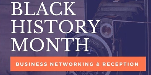 MBEC Presents: A Black History Month Business Networking Reception