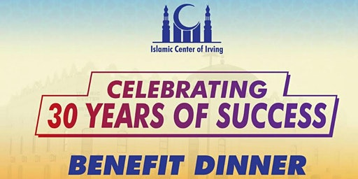 Islamic Center of Irving Benefit Dinner