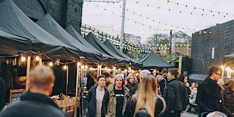 Hackney Vegan Village - Night Market Special tickets