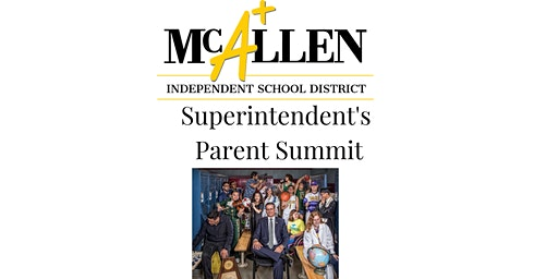 McAllen ISD Superintendent Summit