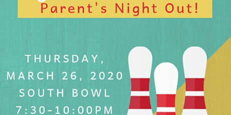 CCJP's Parents' Night Out  tickets
