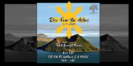 Rise From the Ashes: Taal Benefit Series tickets