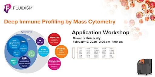 CyTOF Seminar: Maxpar Direct Immune Profiling System