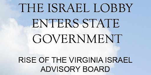 Book Talk: The Israel Lobby Enters State Government