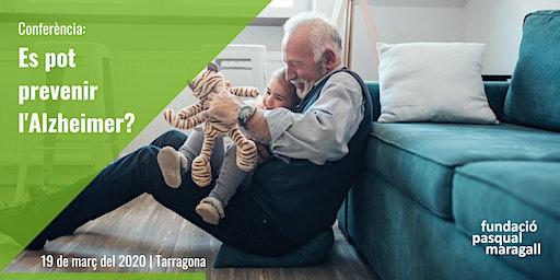 Es pot prevenir l'Alzheimer? | TARRAGONA