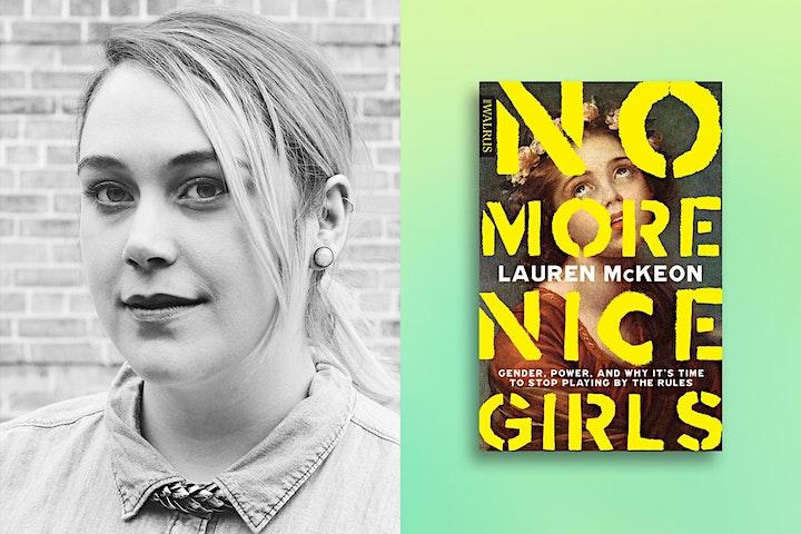 No More Nice Girls, an International Women's Day Celebration image