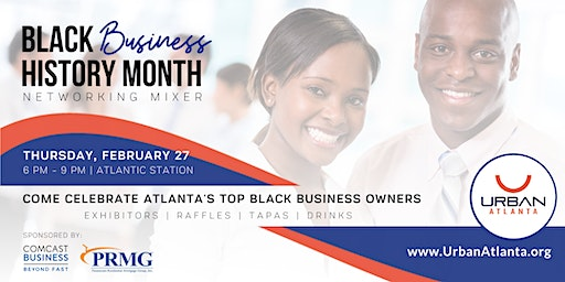 Celebrating Black Business: Networking Event