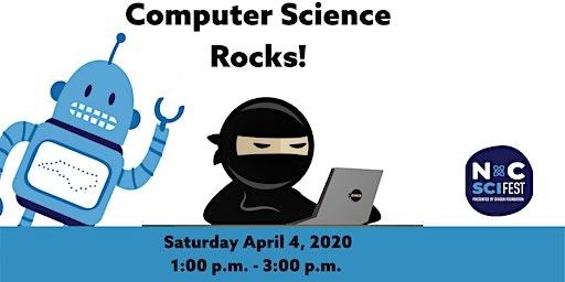 Computer Science Rocks!