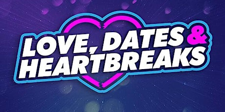 Love, Dates, and Heartbreaks by Andy Stanley- Series 2 tickets