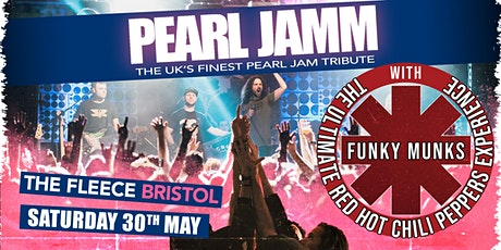 Pearl Jamm + Funky Munks (RHCP tribute) tickets