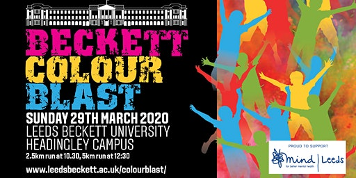 Beckett Colour Blast 2020