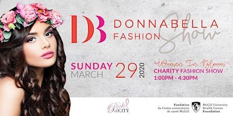 DONNABELLA Fashion Show billets